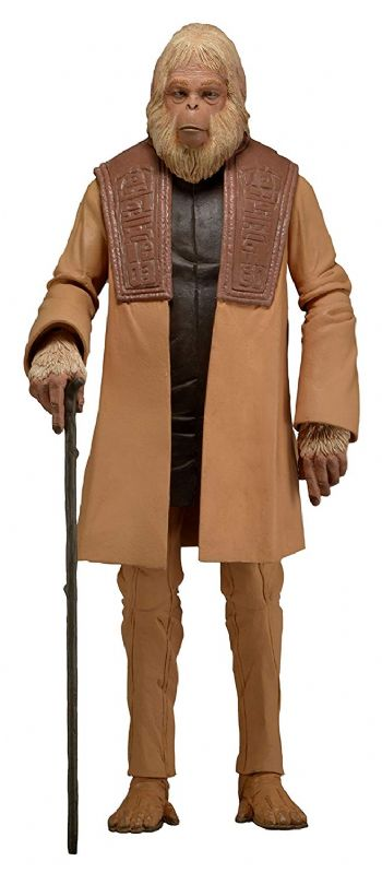 "Planet Of The Apes Series 2 Dr Zaius 7"" Action figure NECA"